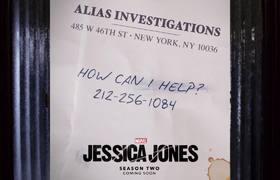 Jessica Jones: Alias Investigations Voicemail Message (Season 2)