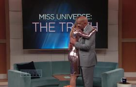 Steve Harvey Show: Miss Colombia breaks her silence (Miss Universe: The Truth)