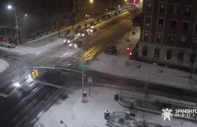 Winter Storm Jonas Timelapse, New York City