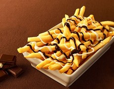 #Review: McDonald's Chocolate Fries