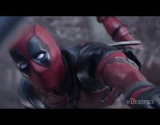 DEADPOOL - Official Movie TV Spot: It's Time (2016) HD - Ryan Reynolds Marvel Movie