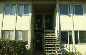 Landslides leave families homeless in California