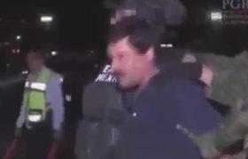 Cambiaron la fecha de captura de El Chapo Guzmán