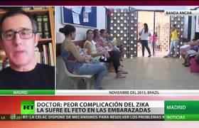 Los peligros del Virus Zika