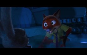 Zootopia - Official Movie CLIP: Fur of a Skunk (2016) HD - Disney Animated Movie