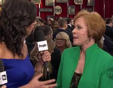 SAG Awards 2016: Carol Burnett [Red Carpet]