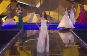 Nuestra Belleza México 2016 - Semifinal - Competencia en Vestido de Noche