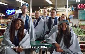 #NFL - Super Bowl Babies Choir ft. Seal [Music Video]
