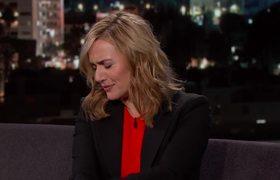 Jimmy Kimmel Live!: Kate Winslet Felt Susan Sarandon's Boobs