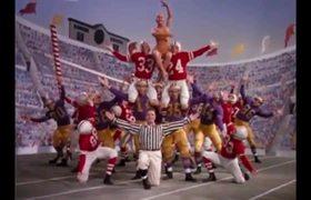 Football Dance (From I Love Melvin)