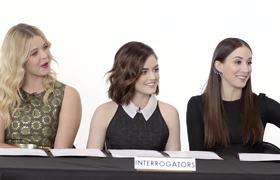 #VanityFair - Cast of Pretty Little Liars Takes a Lie Detector Test