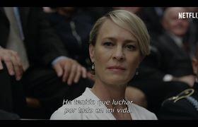 House of Cards - Temporada 4 - Trailer oficial [Netflix]