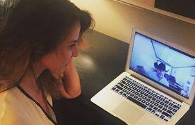 Kate Del Castillo aparece en redes sociales y agradece el apoyo