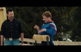 Eddie the Eagle - Official Movie CLIP: Training Montage (2016) HD - Taron Egerton, Hugh Jackman Movie
