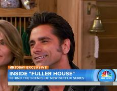 #TodayShow - Fuller House A Look Behind The Scenes