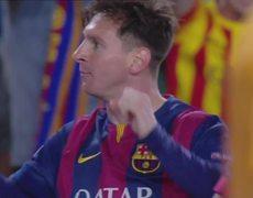 Congrats Lionel #Messi for more than 300 goals in La Liga