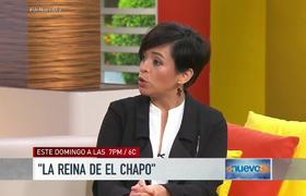 Interview with the of El Chapo Guzman´s Wife