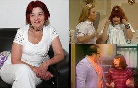 Falleció la actriz y comedante María Luisa Alcalá