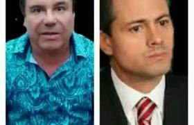 Enrique Peña Nieto seeks to conceal something else after the capture of El Chapo