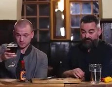 2 British Men eat Mexican Habaneros for the First Time