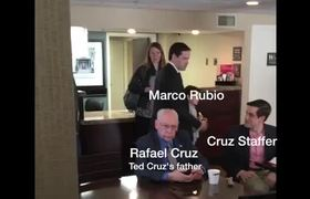 Todas las respuestas estan en la Biblia: Marco Rubio