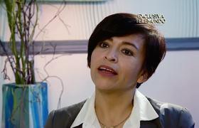 Full Interview with Chapo's Wife ', Emma Coronel Aispuro (Telemundo) Part 2/5