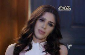 Full Interview with Chapo's Wife ', Emma Coronel Aispuro (Telemundo) Part 4/5