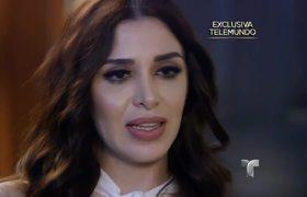 \Full Interview with Chapo's Wife ', Emma Coronel Aispuro (Telemundo) Part 5/5