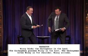 The Tonight Show: Kevin Spacey in MasterClass Junior