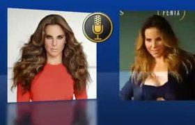 Kate Del Castillo da exclusiva entrevista