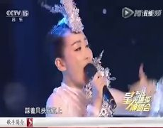 #FAIL - Chinese singer does lip-synching accidentally exposes herself