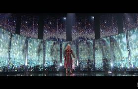 "Adele ""When We Were Young"" performs on BRIT Awards 2016"