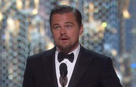 Oscars 2016: Leonardo DiCaprio Wins Best Actor Oscar