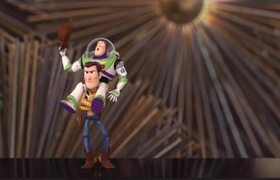 Woody and Buzzlightyear on Oscars 2016