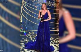 Brie Larson Best Actress Award for 'Room' #Oscars2016