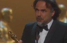 Best Director #Oscar2016 Alejandro González Iñárritu