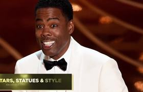 #Oscars2016: Chris Rock Best & Worst Moments