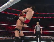 RAW - Neville vs. Chris Jericho