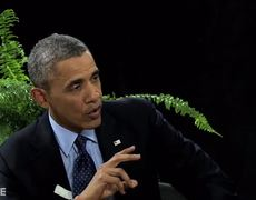 Viral Video President Obamas interview with Zach Galifianakis 1132014