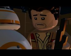 LEGO - Star Wars: The Force Awakens - Gameplay Reveal Official Trailer