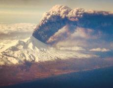 Alaska's Volcano Eruption