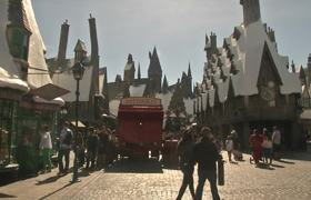 Harry Potter world almost opens in Universal Studios in Los Angeles