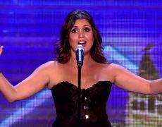 Got Talent España 2016 - ópera y el rock de Cristina