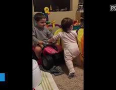 Baby Zombie vs Encouragement