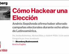 Enrique Peña Nieto fue apoyado por hackers en su campaña en 2012