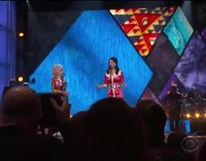 2016 ACM Awards -- Dolly Parton And Katy Perry Duet Performance!