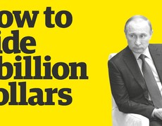 How to hide a billion dollars #PanamaPapers