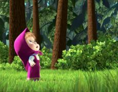 Masha and the Bear - First Encounter (Cap 1)