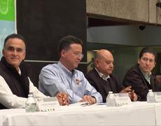 Entrega de Fideicomiso Fondos Tijuana - Ayuntamiento de Tijuana