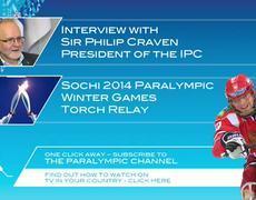 Ceremonia de Apertura de Juegos Paralímpicos en Sochi 2014